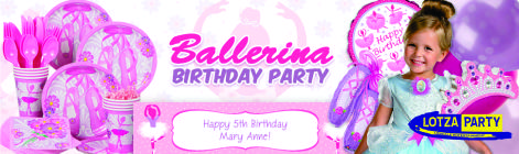 ballerina party package