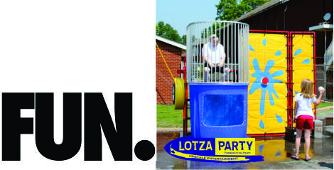 Dunk tank rental New Jersey