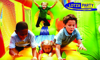 Obstacle course rental NJ