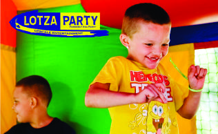 Boys birthday party package deal