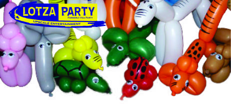 Balloon artist for hire NJ