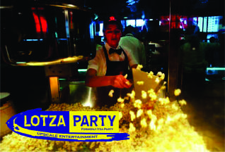 popcorn machine rental NJ