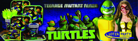 TMNT party package