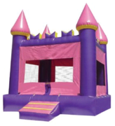 GC1 - 13x13 Girls Purple Castle