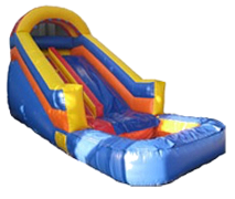 W1 - 14x24 Family Water Slide