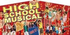 Modular High School Musical banner