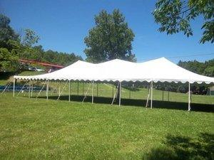 Large 10 x 40 Tent