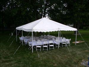 Large 20 x 30 Tent