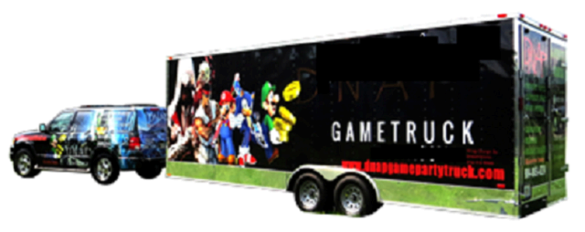 Jacksonville Bounce House Party Game Truck