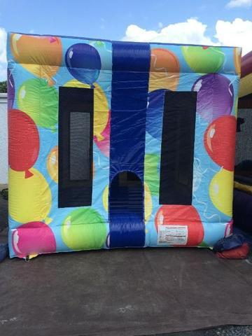 Balloon Gift Box Bounce House