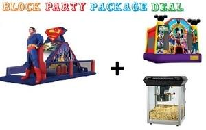 Block Party Package Deal