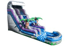 22' Ft Large Great Falls Water Slide *NEW