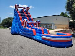 22' Ft Big Apollo Creed Water Slide *NEW