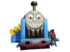 Large Thomas The Train Toddler 5 in 1 3D Combo w/ slide