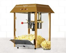 Popcorn Machine TableTop 10 Oz with Supplies