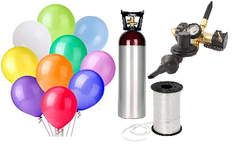 Helium Tank Package Deal