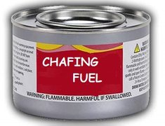 Chafing Fuel  4  Qty - 2 Hours each