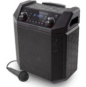 100W Portable Speaker / PA System with Bluetooth & Mic