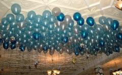 Custom Balloon Ceiling