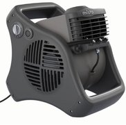 High Power Oscillating Fan with Mister