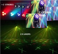 Plus Party Lighting Package