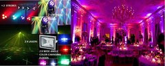 VIP Party Lighting Package