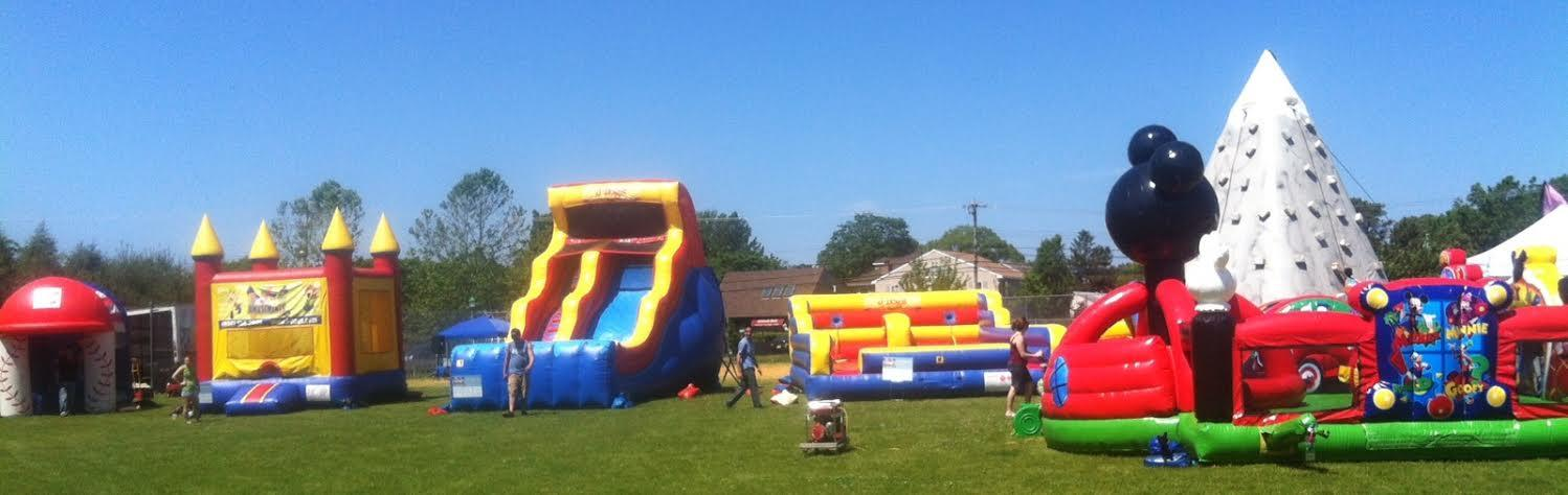 rent inflatables delaware