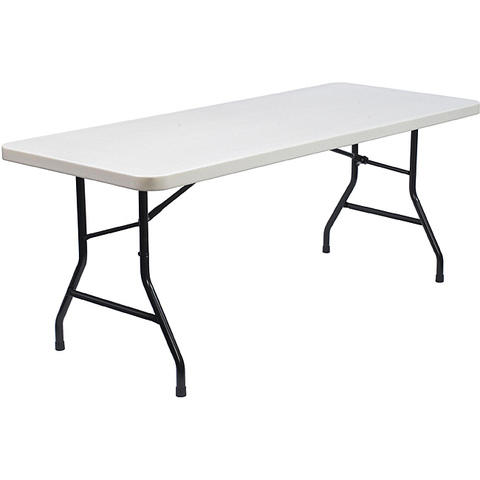 6 Ft Rectangle Table