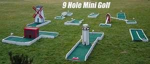 9 Hole Mini Golf Course