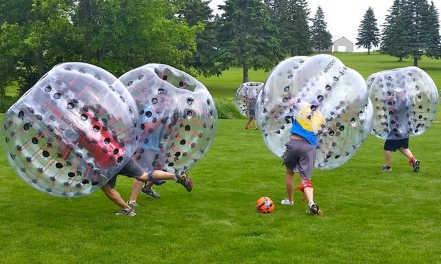 NEW! Bubble Soccer