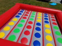 Twister Game Inflatable