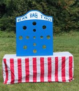 Bean Bag Toss Table Top Carnival Game