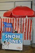 Snow Cones Cart