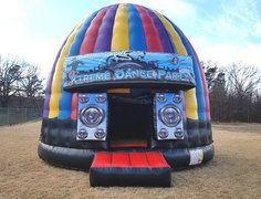 NEW! Xtreme Dance Dome