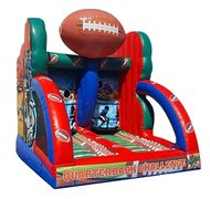 Philly Special Football Toss - 2 Player Quarterback Challenge