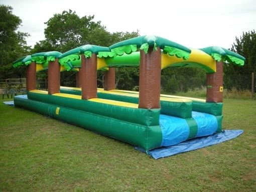 Hawaiin Slip & Slide (Tropical Theme - 30Ft)