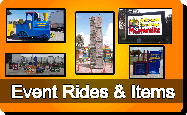 Event Rides, Train, Rockwall