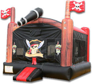 13x13 Pirate Bounce House Rental