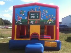 13x13 All Sports Bounce House