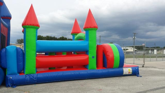 22 Wacky Obstacle Course