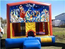 13x13 Disney All-Stars Bounce House