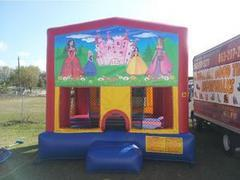 13X13 Princess Mod Bounce House
