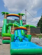 18 Foot Tall Rainbow Falls Water Slide