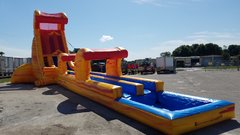 32 Feet Tall Super Slide