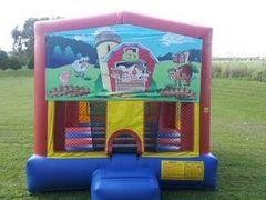 13X13 Farm Fun Bounce House