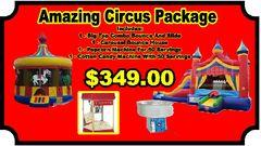 Amazing Circus Package