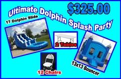 (1) Ultimate Dolphin Splash Party