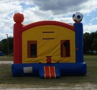 15X15 Sports Bouncer