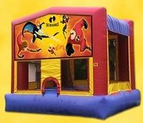 13X13 Incredibles Bounce House
