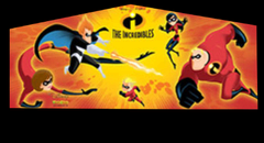15 x 15 Incredibles Panel